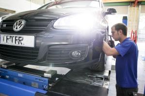 Service, maintenance